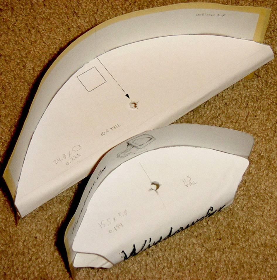 Parabolic Antenna Reflector Notes